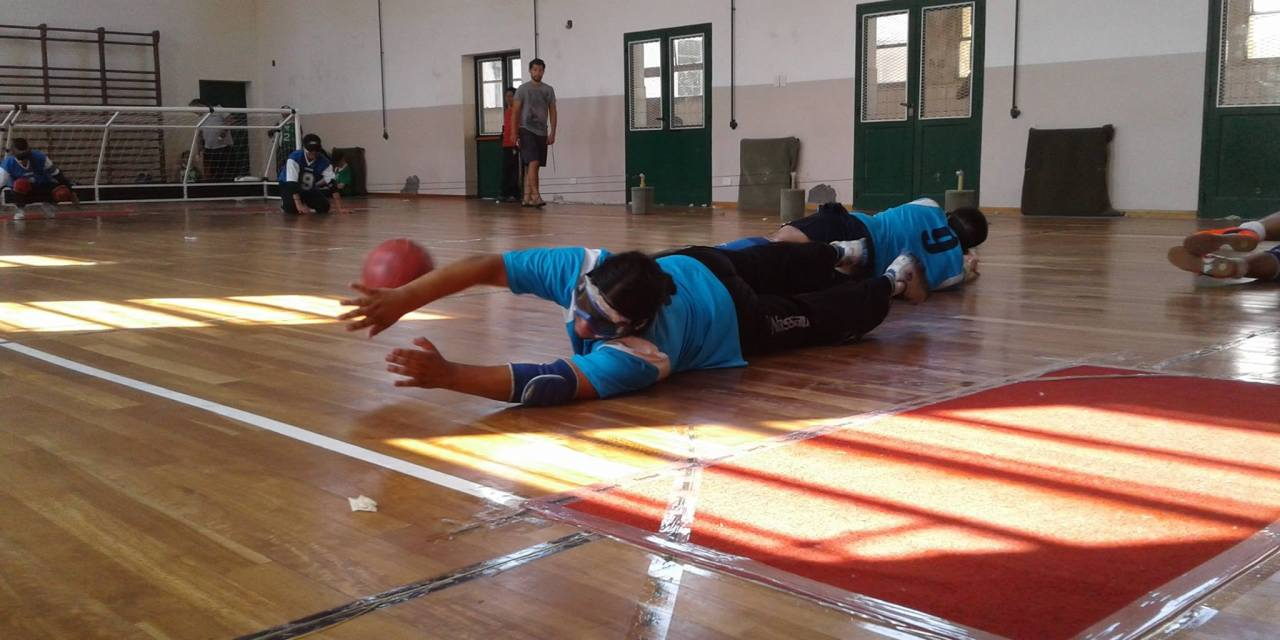 Torball: APANOVI-Textil y BAC-ADECOB, las semifinales del Apertura