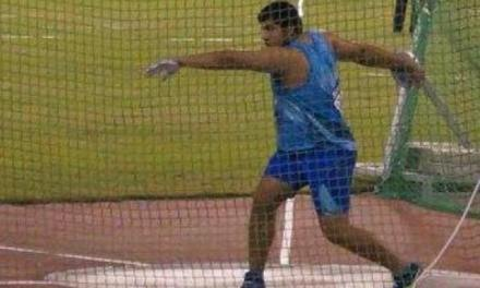 Mundial de para-atletismo: Antonio Rodas, décimo en lanzamiento de bala