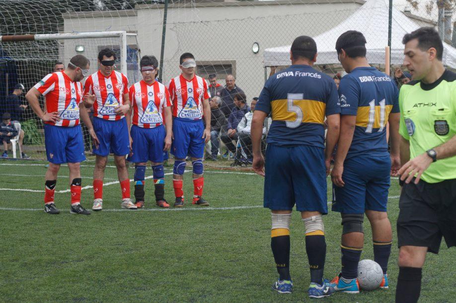 Fútbol para ciegos: se viene la quinta fecha de la Zona Sur en el CENARD