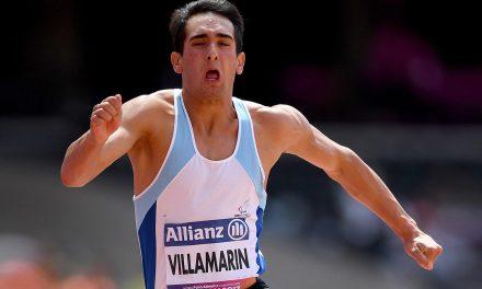 Londres 2017: ¡Alain Villamarín, medalla de bronce!