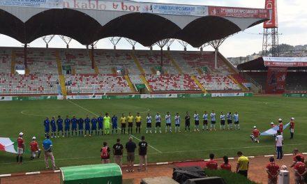Sordolimpiadas 2017 | Fútbol: Argentina empató con Italia en el debut