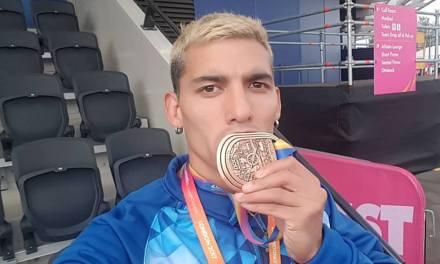 """Hernán Barreto en Paradeportes Radio: """"Volver a subirme a un podio es una satisfacción enorme"""""""