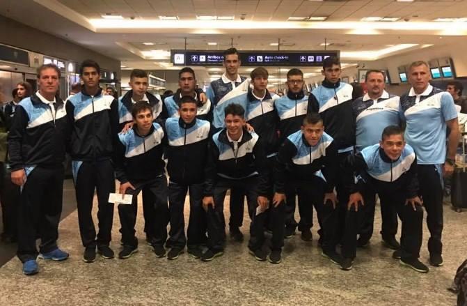 Fútbol 7: el juvenil se concentra en Formosa
