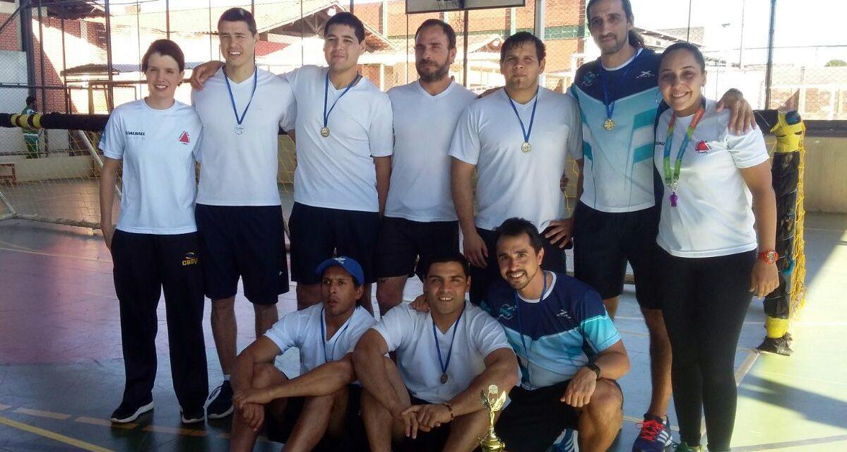 Goalball: la Selección hizo podio en Brasil