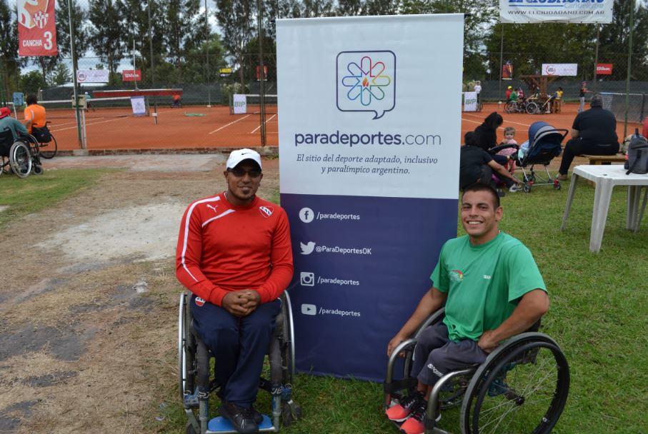 Tenis adaptado: Casco, campeón de dobles en Bélgica; Ledesma, en cuartos en Austria