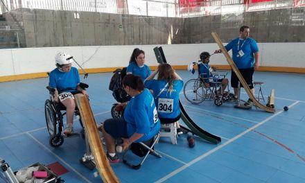 Boccia: Argentina, subcampeón en la categoría BC3 por equipo