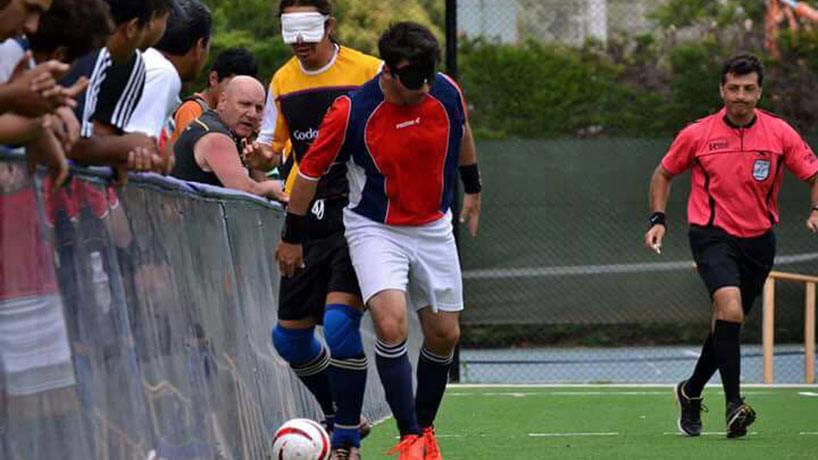 Fútbol 5 para ciegos: Universidad de Tucumán, clasificado
