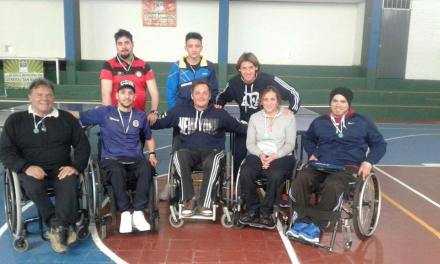 Tenis de mesa adaptado: encuentro en Mendoza