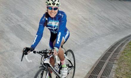 Mundial de paraciclismo: Mariela Delgado, cerca del podio; Rodrigo López, noveno