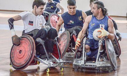 Quad rugby: Argentina va por el quinto puesto en el Parapanamericano