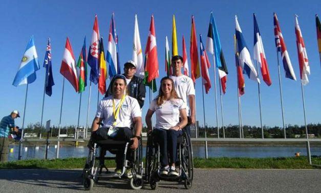 Paracanotaje: cuatro argentinos participaron del Mundial en República Checa