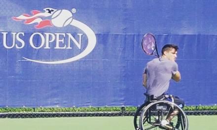 Tenis adaptado: Gustavo Fernández, representante argentino en el US Open