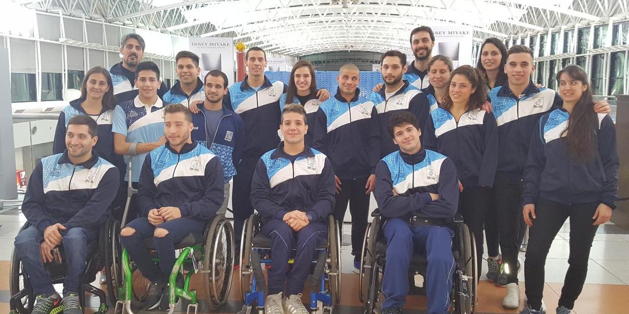 Natación: la selección viaja a México