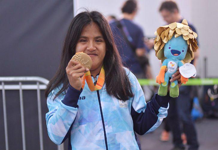 Se cumple un año de la histórica medalla dorada de Yanina Martínez