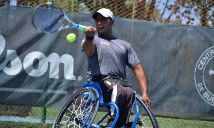 Tenis adaptado: seis argentinos en Brasil