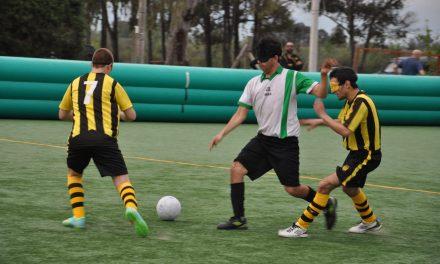 Fútbol para ciegos: ATE de La Plata, invitado de lujo en Uruguay