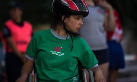 Juegos Nacionales Evita del deporte adaptado: Sofía Acosta, de invitada a protagonista