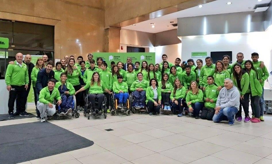 Juegos Evita del deporte adaptado: arranca la competencia en Chaco