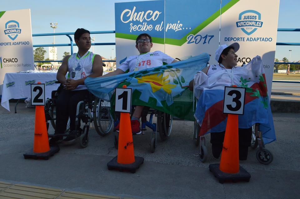 Juegos Nacionales Evita del deporte adaptado: Buenos Aires lidera el medallero