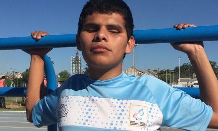 Juegos Nacionales Evita: la experiencia de Ezequiel Palacio