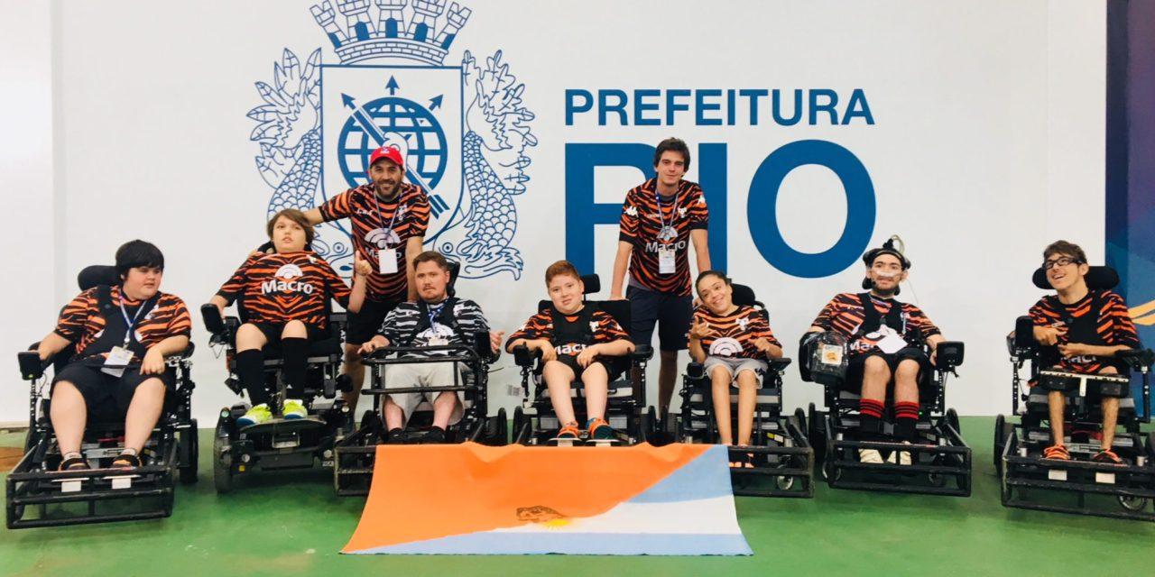 Powerchair Football: ¡Los Tigres de Pacheco, campeones de la Copa Libertadores!