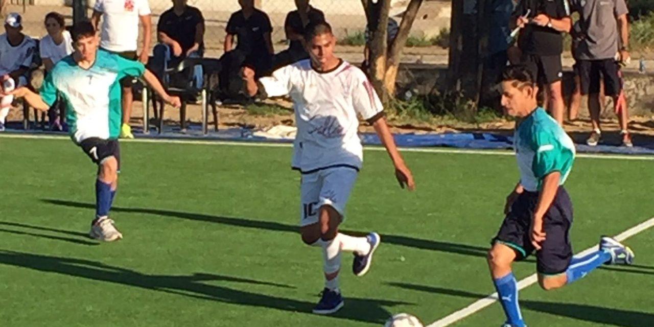Juegos Nacionales Evita: la primera jornada de fútbol PC