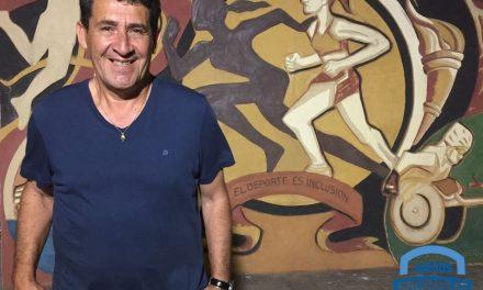 """Juan Carlos Argüello: """"Los Juegos Nacionales Evita del deporte adaptado ya son un éxito"""""""