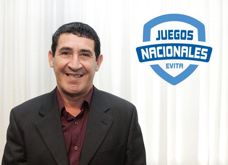 """Juan Carlos Argüello en Paradeportes Radio: """"Estos Juegos Evita del deporte adaptado son un evento histórico para Chaco"""""""