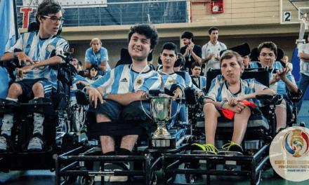 Powerchair Football: arranca la Copa Sudamericana en Brasil