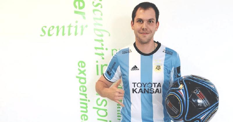 Powerchair Football: la Selección Argentina tiene nuevo entrenador