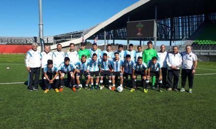 Fútbol: Los Halcones sumaron otra victoria en la Copa América
