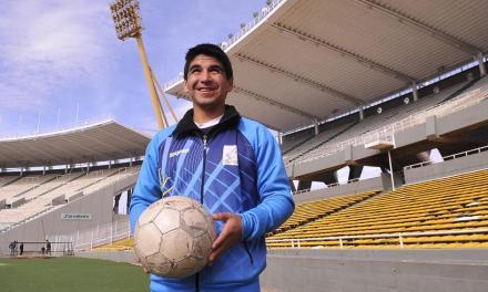 """Lucas Rodríguez en Paradeportes Radio: """"La idea es clasificar al Mundial y luego ganar la Copa"""""""