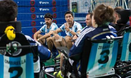 """Powerchair football   Gonzalo Vilariño: """"Estos chicos pueden crecer mucho más todavía"""""""