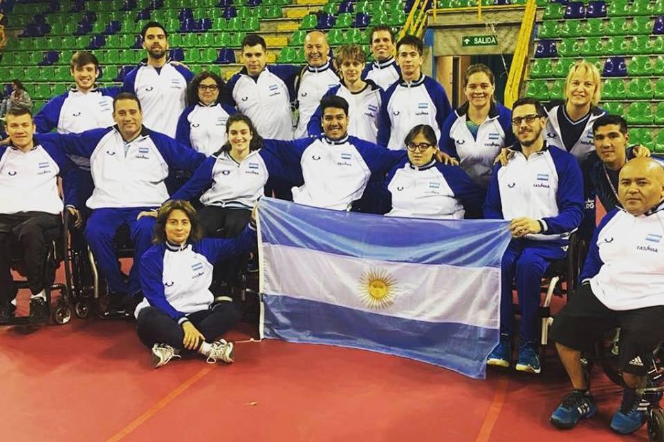Lo mejor del año   Tenis de mesa adaptado: poderío argentino en el Panamericano