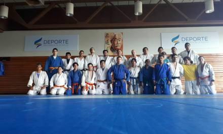 Judo: Argentina tuvo la última concentración del año
