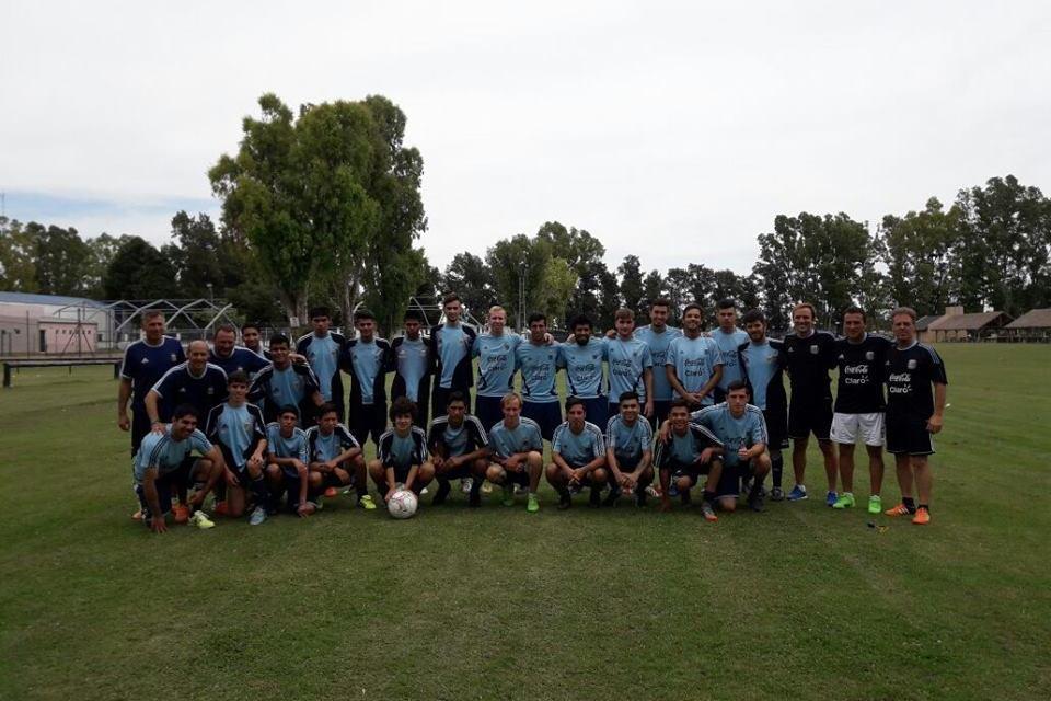 """Fútbol 7   Osvaldo Hernández: """"Me quedo con el crecimiento y la madurez de estos chicos"""""""