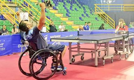 Tenis de mesa: nueve medallas argentinas en el Panamericano