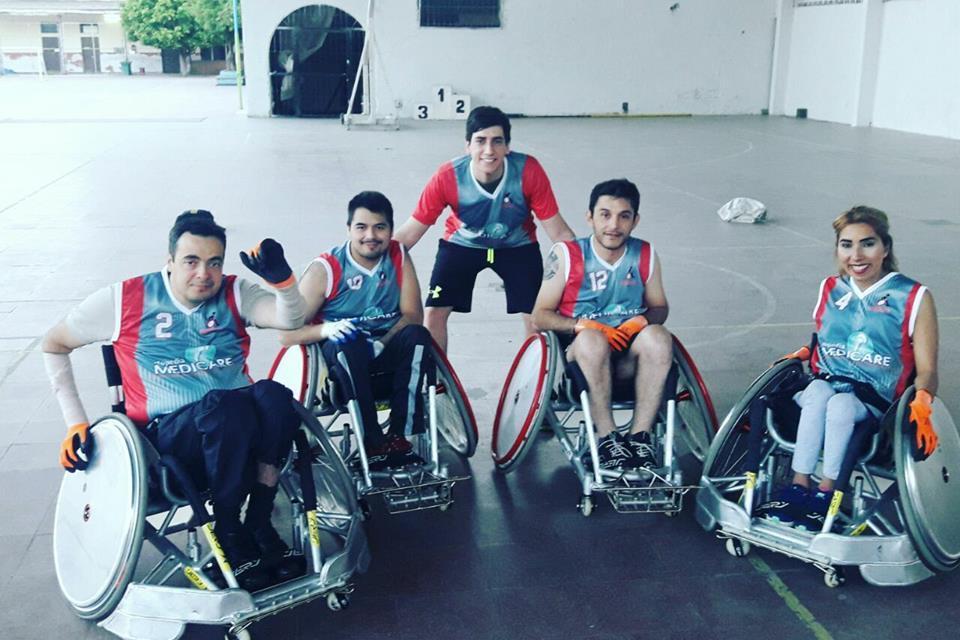 Tucumán ya tiene su equipo de quad rugby