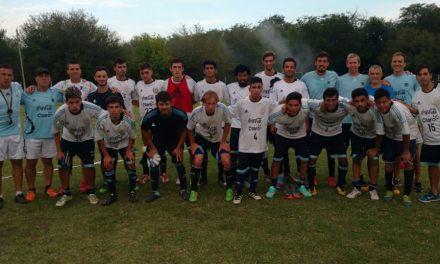 Fútbol 7: Los Tigres pusieron primera