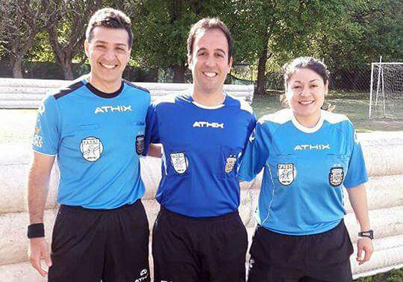 Fútbol 5 para ciegos: Romina Racedo, la mujer árbitro que lleva el fútbol en la piel