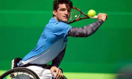 Tenis adaptado: Gustavo Fernández, eliminado en cuartos de final del Abierto de Australia