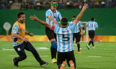 Fútbol para ciegos: primera concentración del año para Los Murciélagos