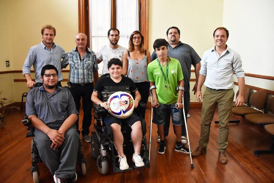 Powerchair Football: Chivilcoy se suma a la Liga Nacional