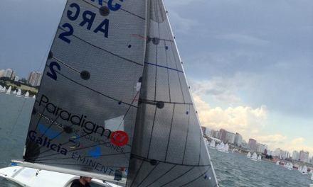 Vela adaptada: Sáez Raffaelli, tricampeón en Mar del Plata