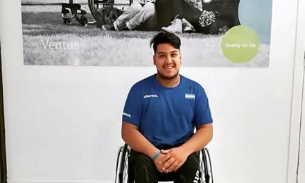 Tenis de mesa adaptado: Elías Romero se prepara para el Mundial
