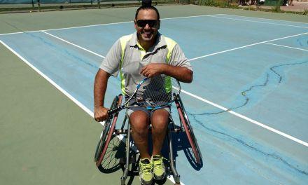 Tenis adaptado: Camusso y Medrano, campeones del Zúñiga 2018