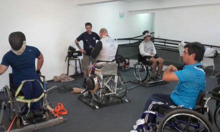 Esgrima paralímpica: Guillermo Cesio, nuevo entrenador de la Selección