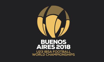 Fútbol para ciegos: se suspendió el Mundial Sub 23 Buenos Aires 2018