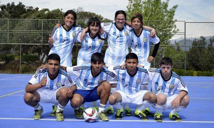 Se viene una nueva edición de la Liga de Fútbol Inclusiva