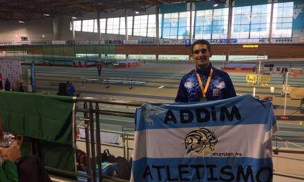 Atletismo: Alain Villamarín, campeón mundial de salto triple